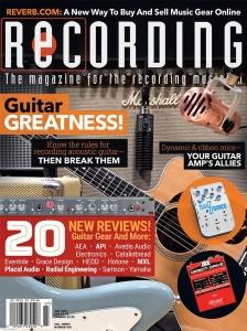 Recording Magazine